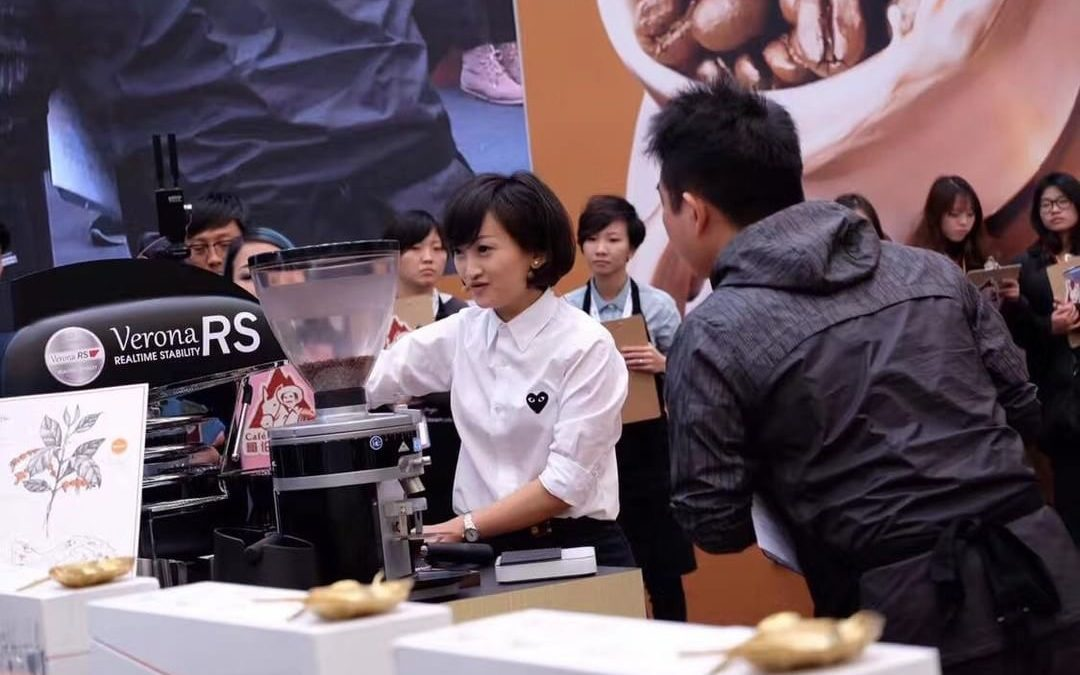 3rd Place, Chinese Barista Championship