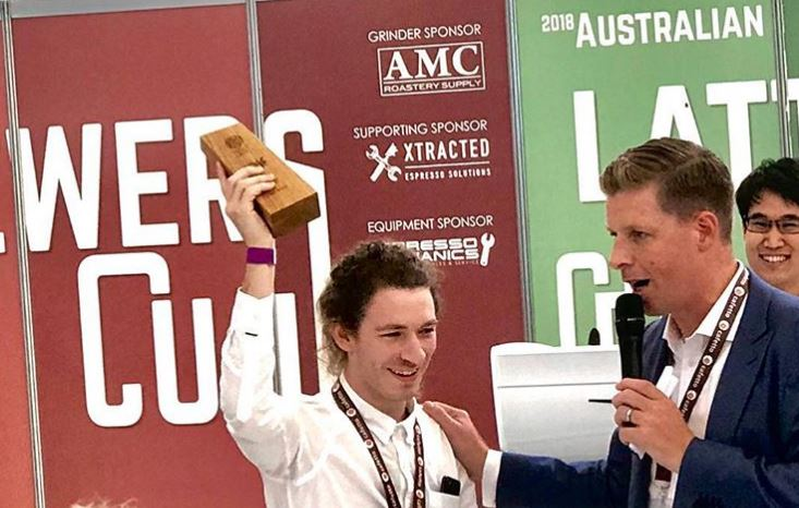 Australian Brewers Cup Champion