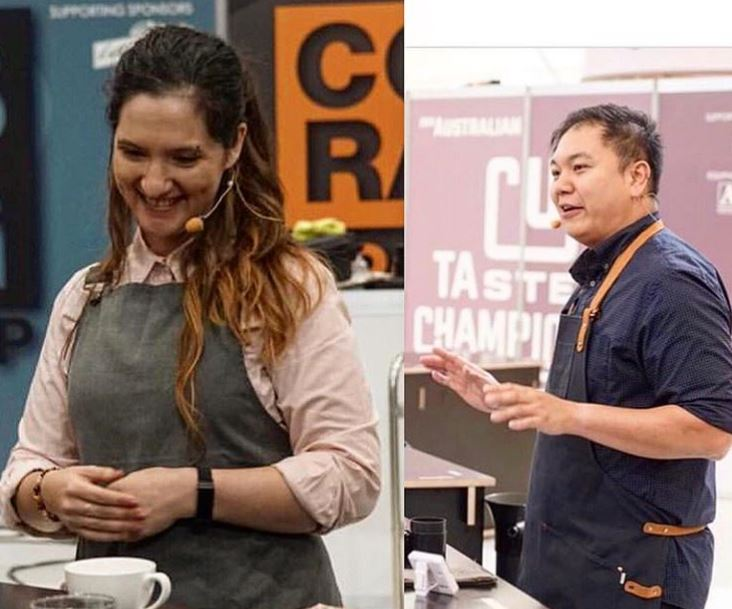 The 2019 Australian National Brewers Cup Champion